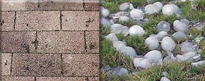 hail damage roof repair Dallas/ Fort worth